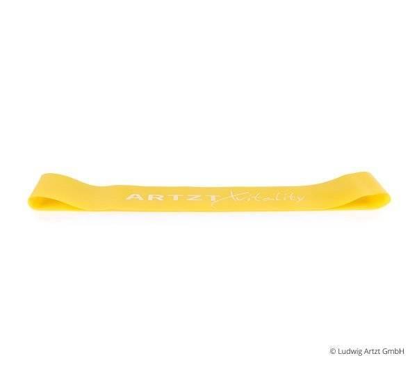 Vitality Rubber Band leicht gelb